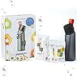 air up Starter-Set (Trinkflasche BPA frei 650ml + air up Duft-Pods für 25 Liter...