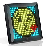 Divoom Pixoo Pixel Art Digitaler Bilderrahmen, Programmierbares 16*16 RGB LED Panel, Smart...