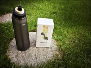 Air Up Trinkflasche - geniale Trinkloesung kl