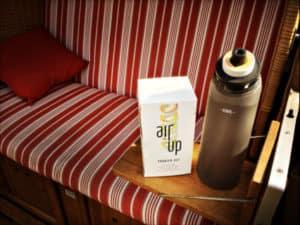 Die Air Up Trink Flasche Geruch kl