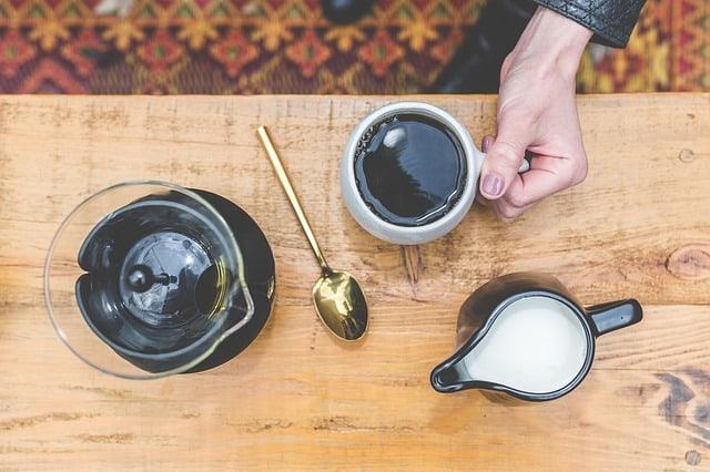 Cold Brewed Kaffee ist ein leckerer und gesunder Trend für Kaffee-Genießer