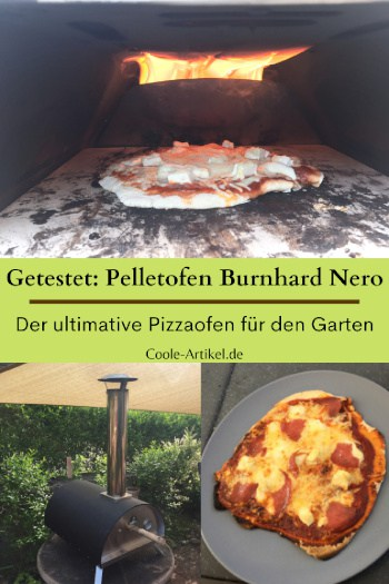 Burnhard Pizzaofen Pinterest